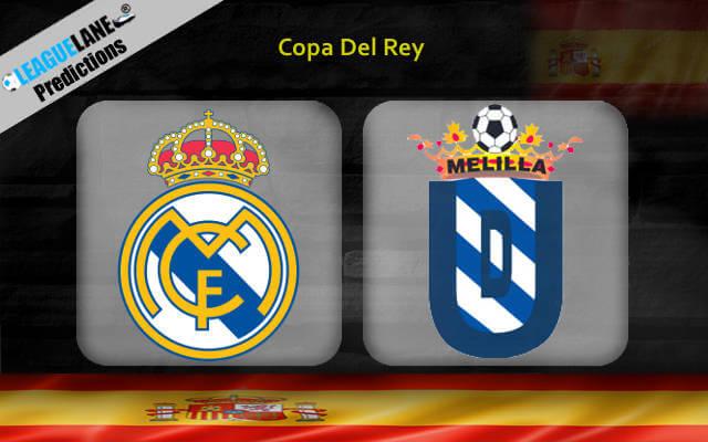 Реал Мадрид – Мелилья 6 декабря 2018
