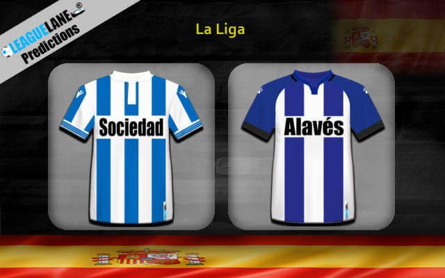 Реал Сосьедад — Алавес 21 декабря 2018 прогноз на игру