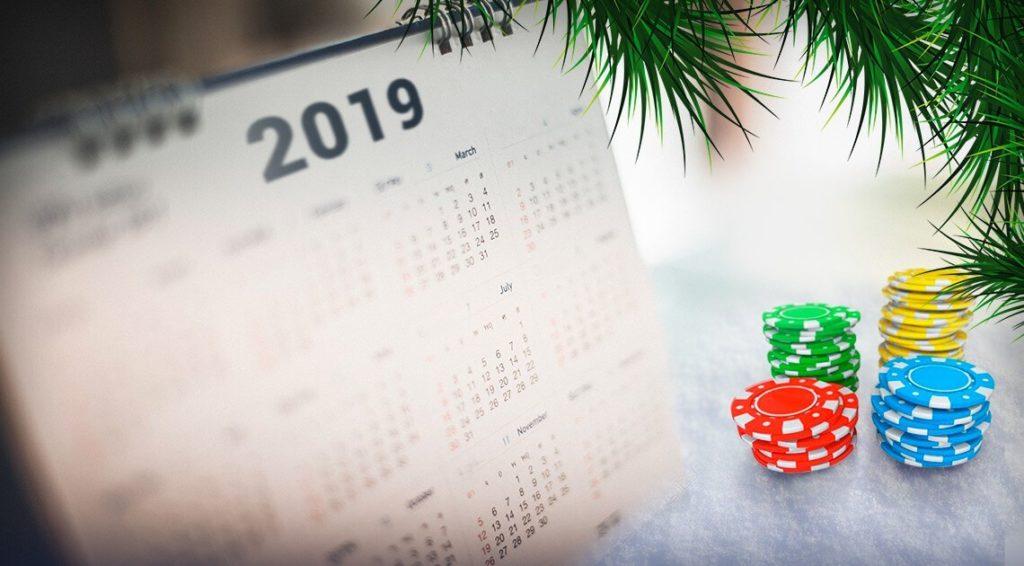 Календарь и казино