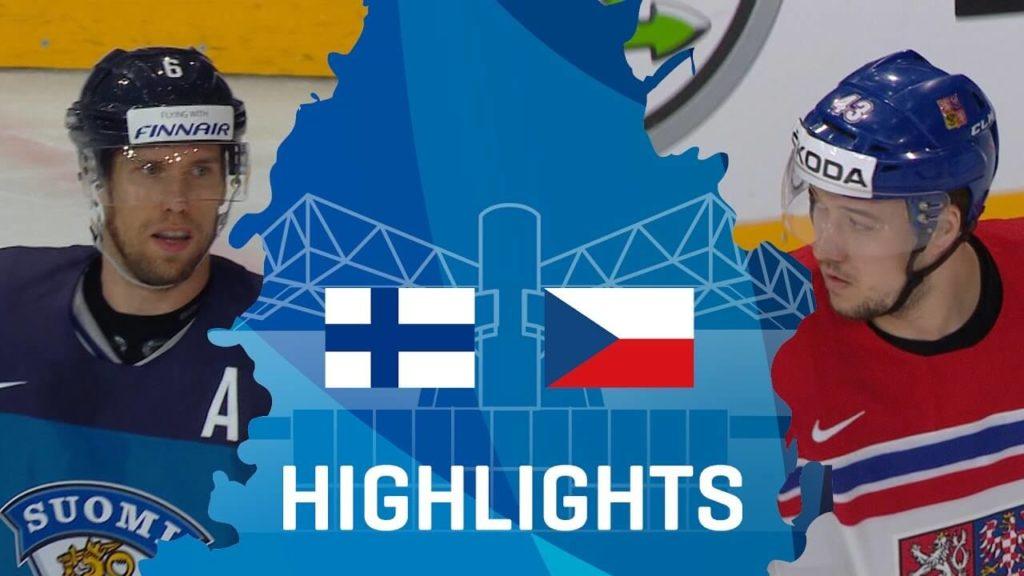 Финляндия — Чехия