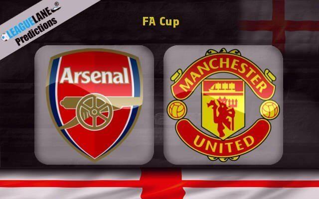 Арсенал — Манчестер Юнайтед 25 января 2019 год прогноз на игру Кубка Англии