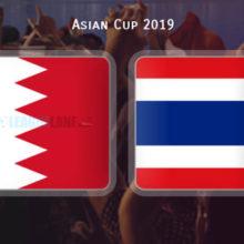 Прогноз матча Бахрейн – Таиланд 10 января
