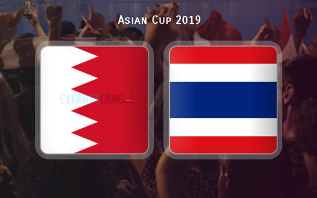 Бахрейн - Таиланд 2019