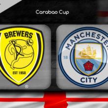 Прогноз матча Бертон Альбион – Манчестер Сити 23 января