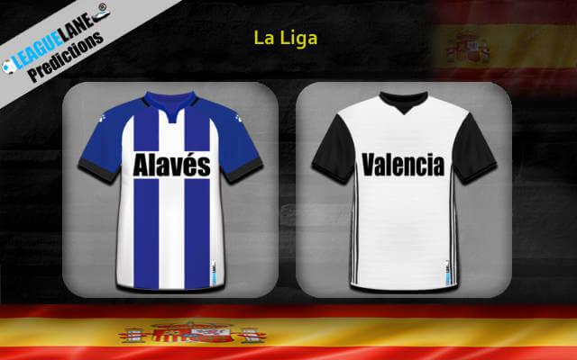 Алавес — Валенсия