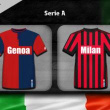 Прогноз матча Дженоа – Милан 21 января