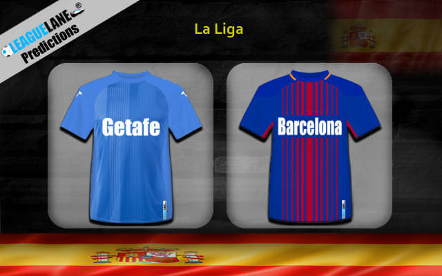 Хетафе — Барселона 6 января 2019