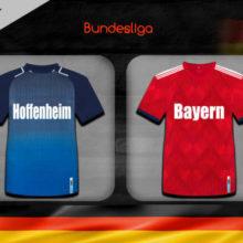 Прогноз матча Хоффенхайм — Бавария 18 января