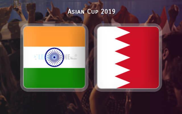 Индия — Бахрейн 14 января 2019 прогноз на игру