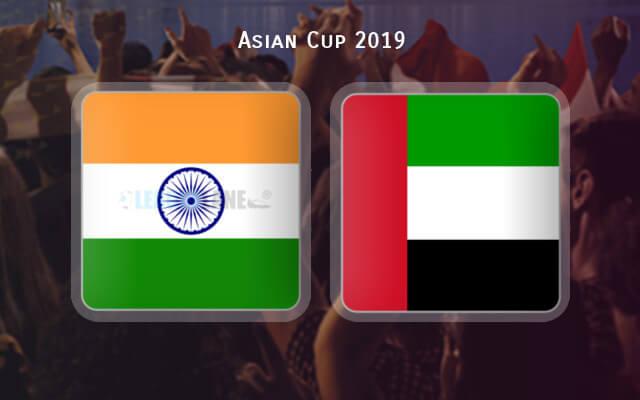 ОАЭ – Индия 10 января 2019