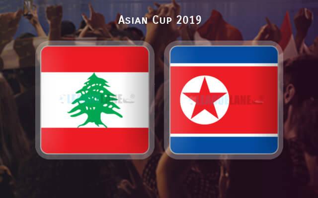 Ливан – КНДР 17 января 2019