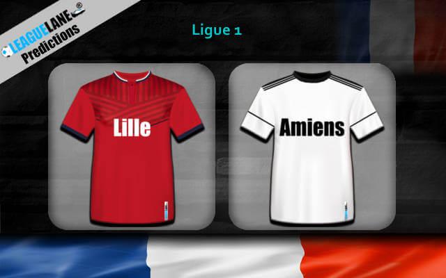 Лилль – Амьен 18 января 2019 прогноз на игру