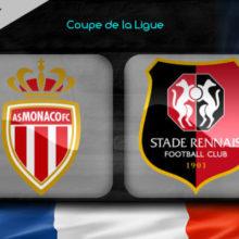 Прогноз матча Монако — Ренн 9 января