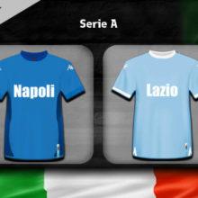 Прогноз матча Наполи — Лацио 20 января