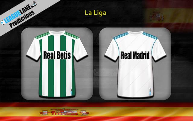Бетис — Реал Мадрид 13 января