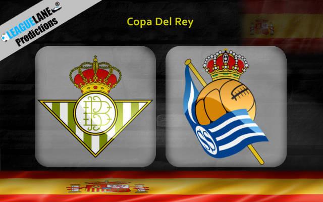 Бетис – Реал Сосьедад 10 января 2019