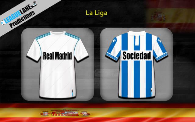 Реал Мадрид — Реал Сосьедад 6 января 2019