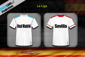 Прогноз матча Реал Мадрид — Севилья 19 января