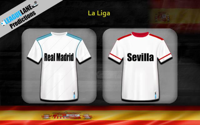 Реал Мадрид — Севилья 19 января 2019