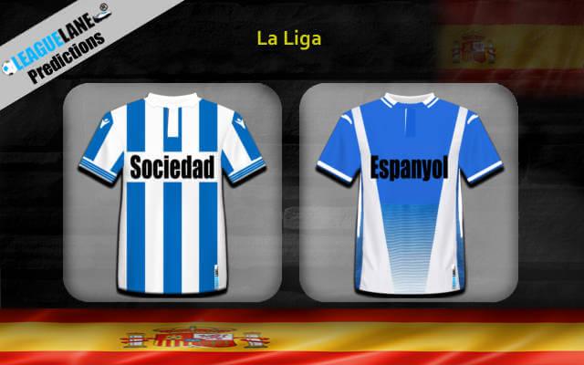 Реал Сосьедад — Эспаньол 2019