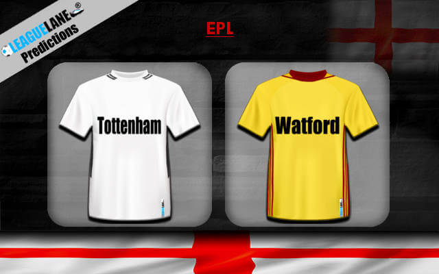 Тоттенхэм — Уотфорд 30 января 2019 прогноз на игру