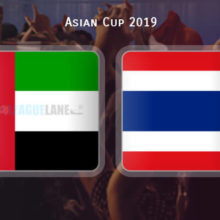 Прогноз матча ОАЭ — Таиланд 14 января