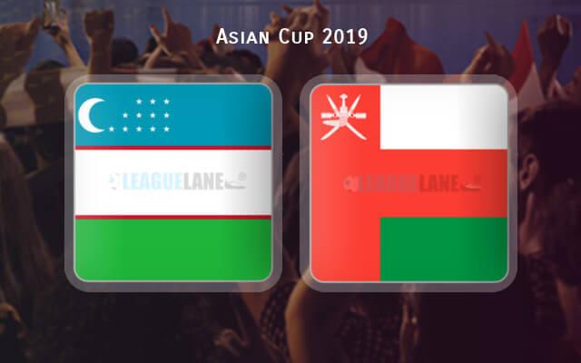 Узбекистан — Оман 9 января