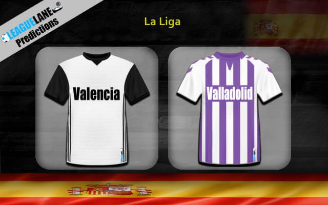 Валенсия — Вальядолид 12 января 2019