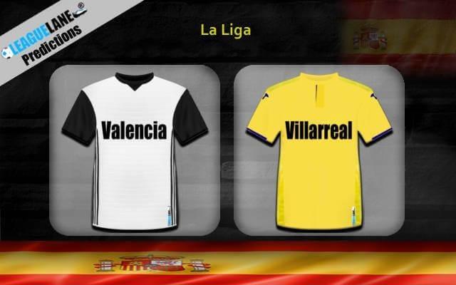 Валенсия – Вильярреал 26 января 2019