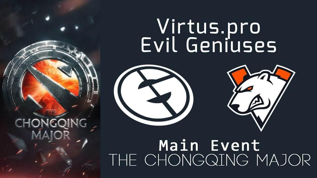 Virtus.pro — Evil Geniuses 21