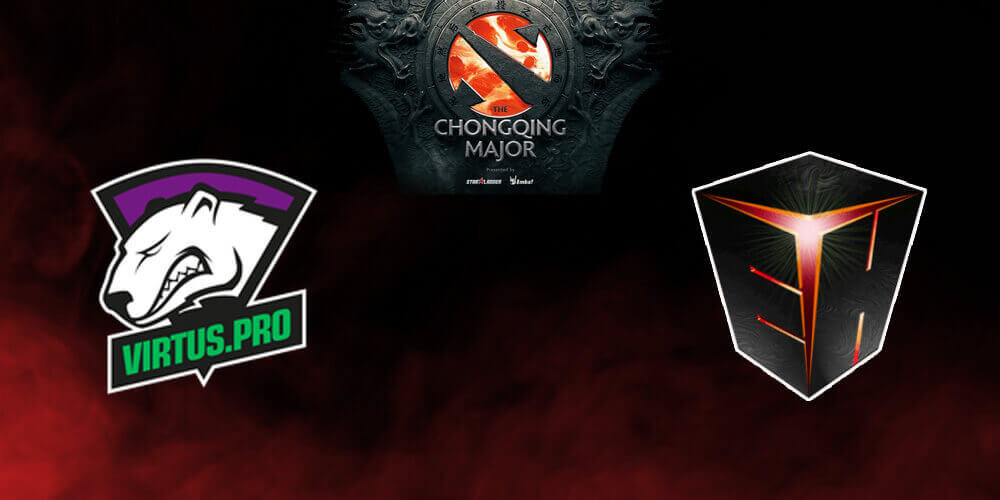 The Chongqing Major virtus pro ehome 19 января