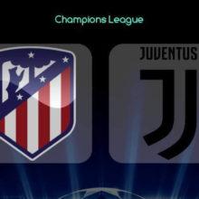 Прогноз матча Атлетико Мадрид — Ювентус 20 февраля