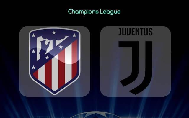 Атлетико Мадрид — Ювентус лига чемпионов