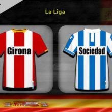 Прогноз матча Жирона — Реал Сосьедад 25 февраля