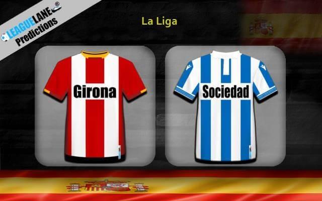 Жирона — Реал Сосьедад 25 февраля 2019
