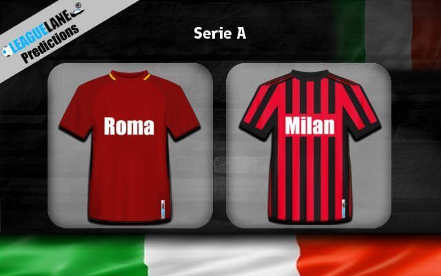 Рома — Милан 3 февраля 2019 год прогноз на результат матча