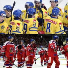 Прогноз матча Швеция — Чехия 7 февраля