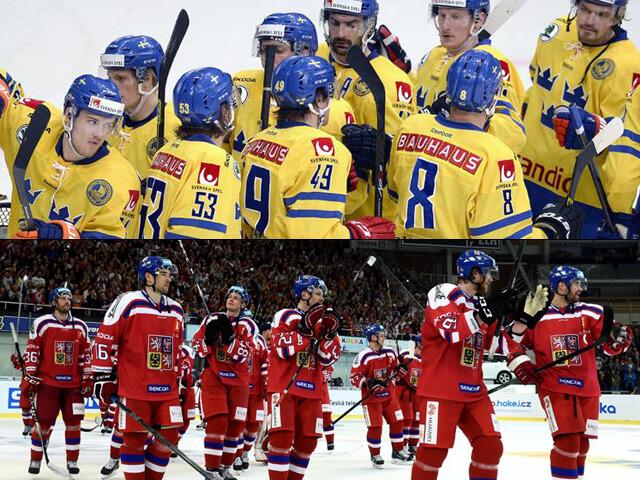 Швеция — Чехия 7 февраля 2019