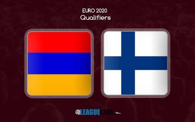 Армения - Финляндия 26 марта 2019
