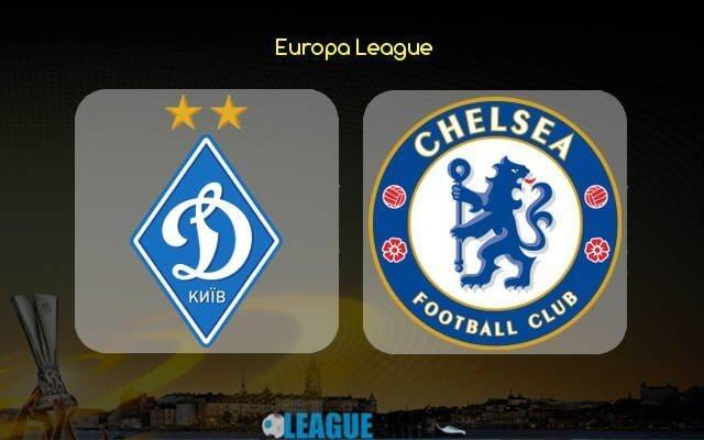 Динамо Киев — Челси 14 марта 2019 год
