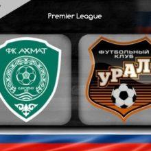 Прогноз матча Ахмат — Урал 11 марта