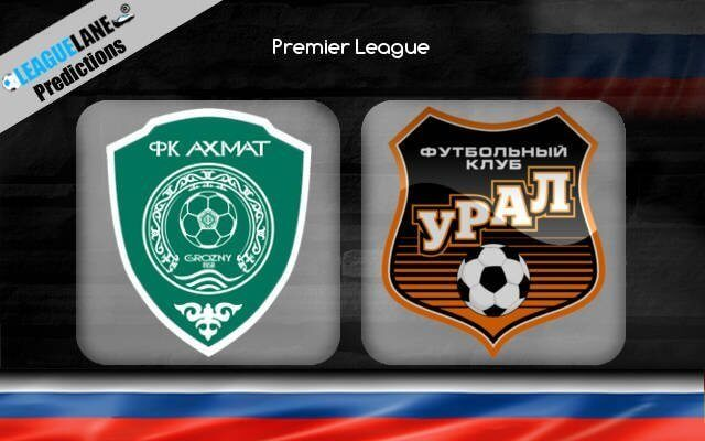 Ахмат — Урал 11 марта 2019