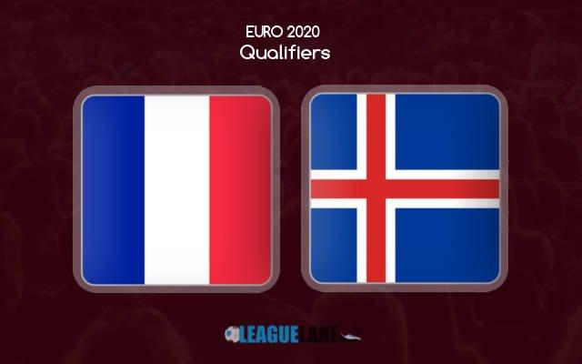 Франция — Исландия 25 марта 2019