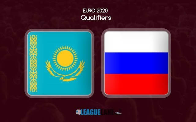 Казахстан — Россия 24 марта 2019