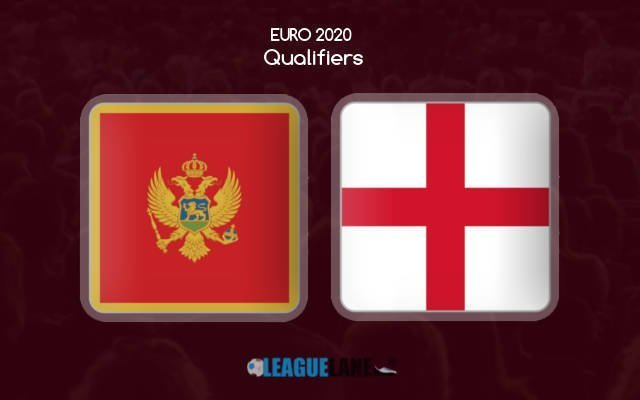 Черногория — Англия 25 марта 2019 год