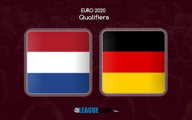 Нидерланды — Германия 24 марта 2019