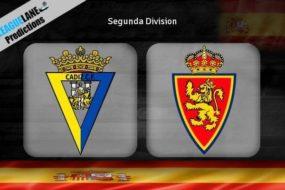 Прогноз матча Кадис — Сарагоса 8 апреля