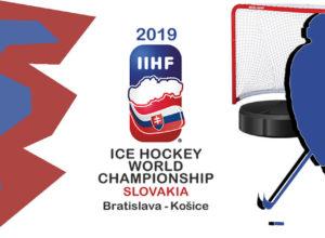 Чемпионат мира по хоккею с шайбой 2019 года