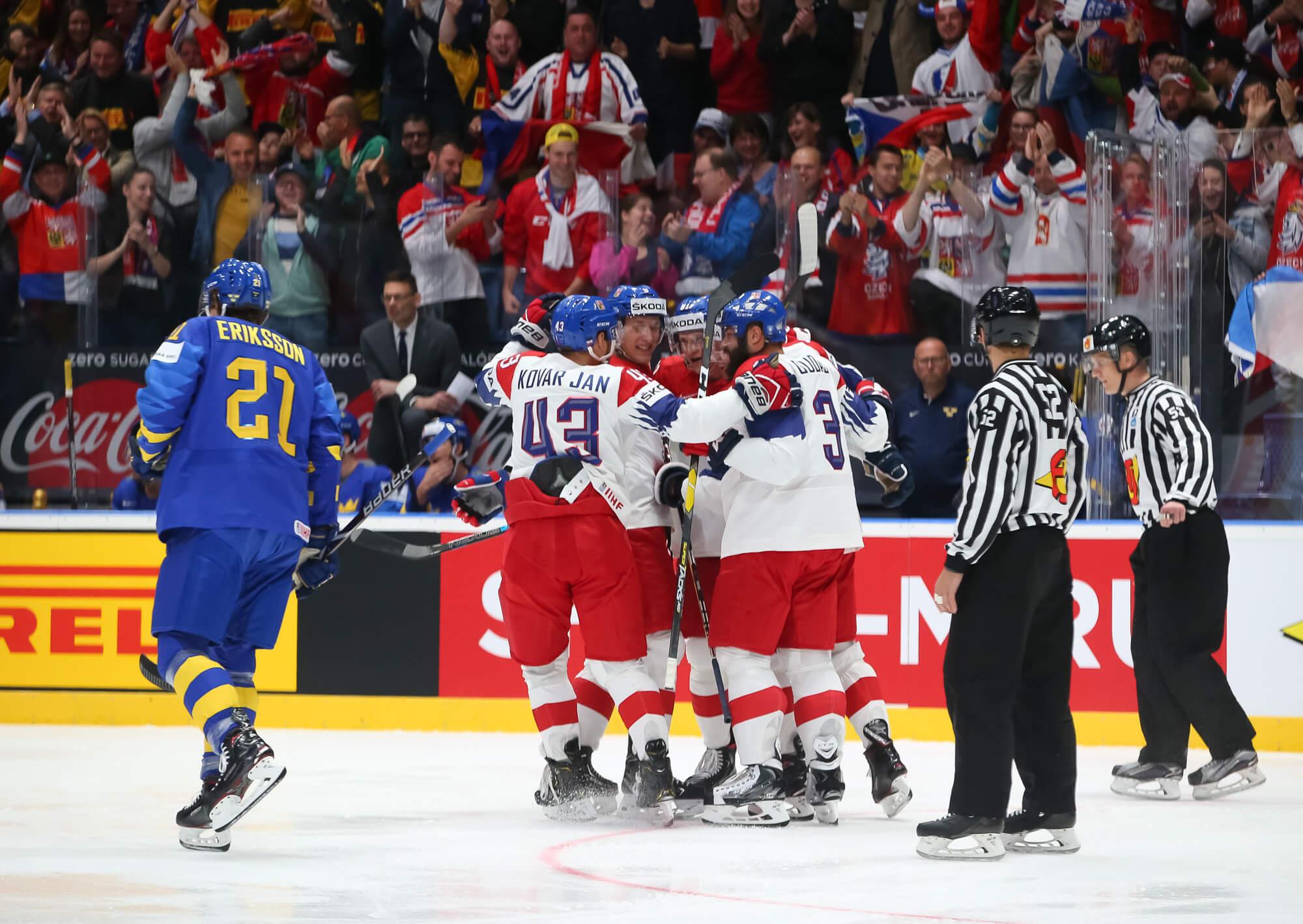 Чехия — Италия 17 мая 2019 год