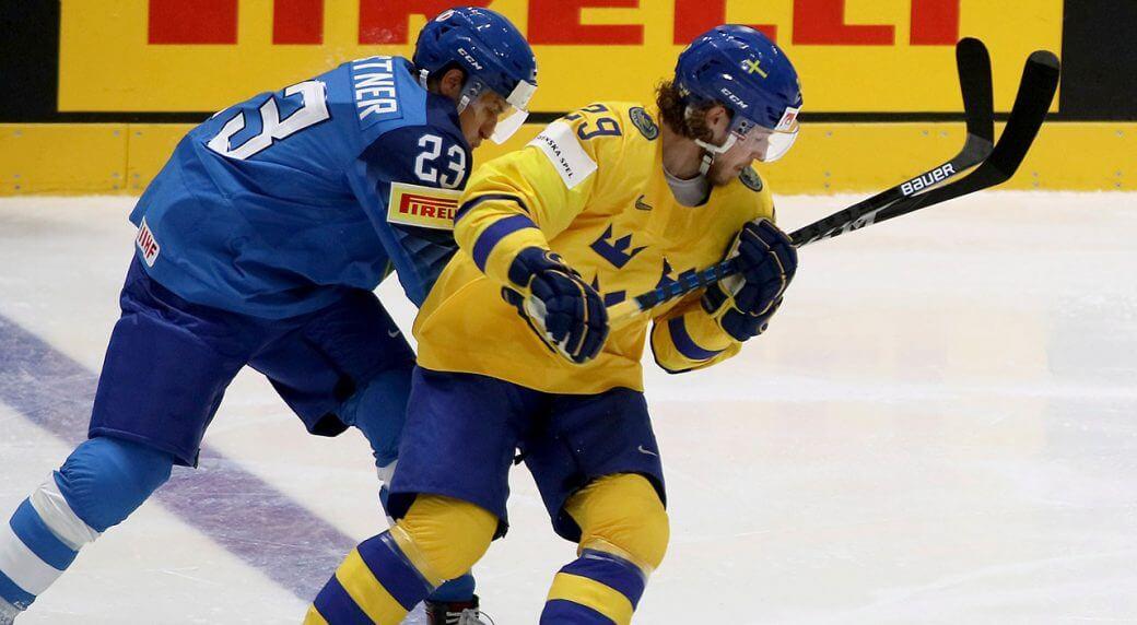 Швеция — Австрия 16 мая 2019 год чемпионат мира по хоккею матч